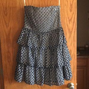 Strap-less Dress